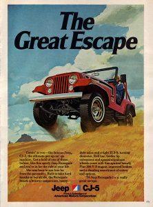 1974 Jeep Renegade CJ5