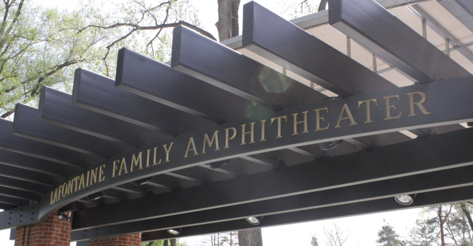 LaFontaine Family Milford Amphitheater