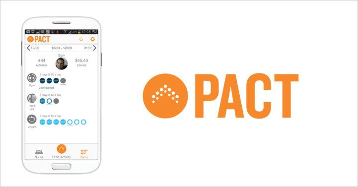 Pact Smartphone App