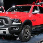 2015 Ram 1500 Rebel Debuts at the Detroit Auto Show