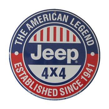 Vintage Jeep Logo