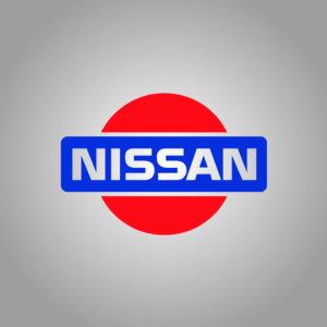Vintage Nissan Logo