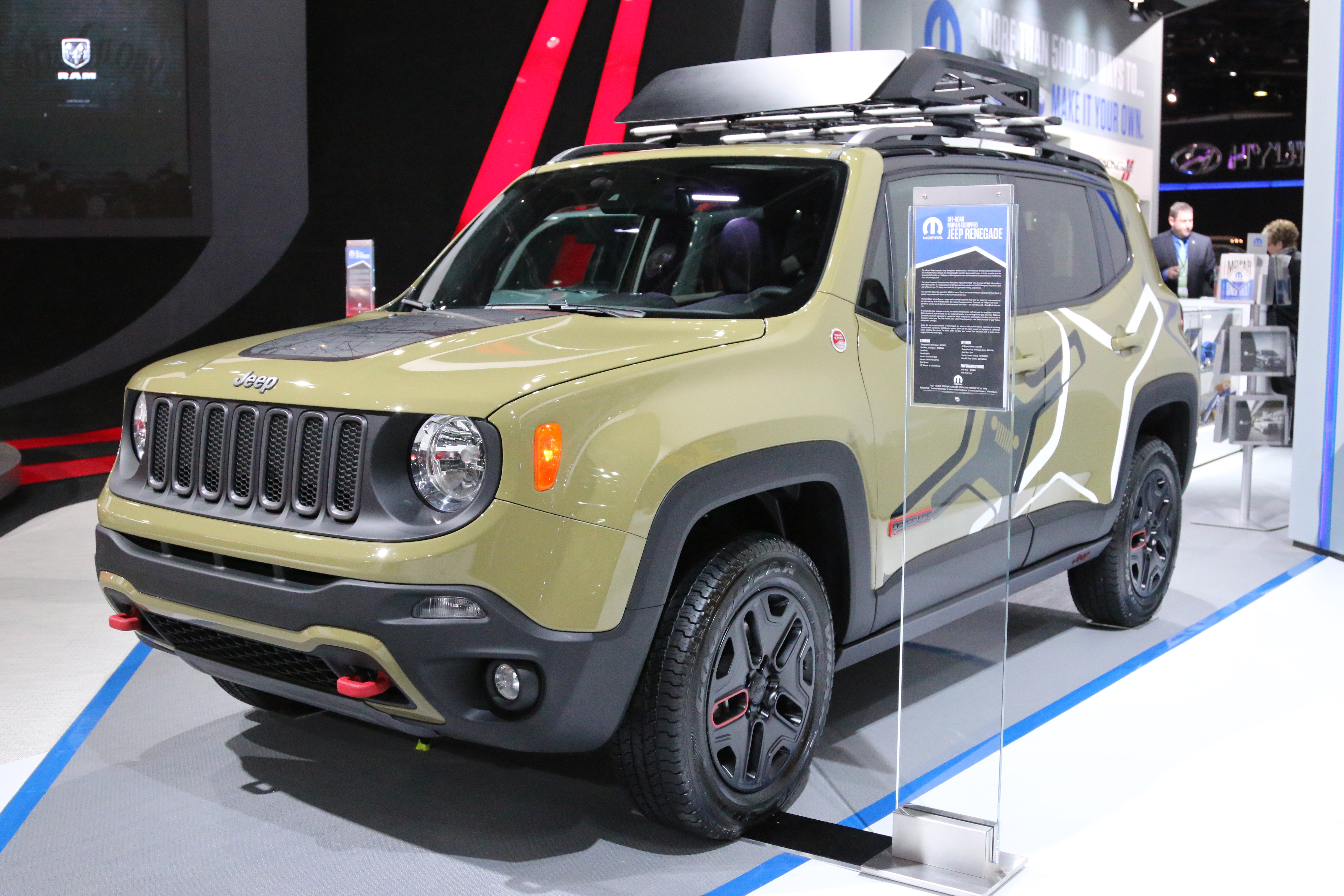renegade hypergreen a subcompact bud the new wrangler competitor jeep trailhawk wells is photo