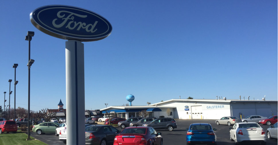 Introducing LaFontaine Ford of Frankenmuth