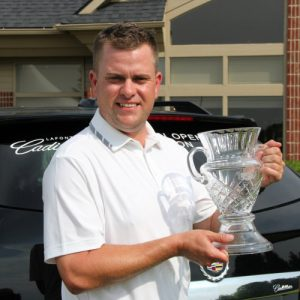 Jeff Cuzzort Wins the 2015 Michigan Open Championship