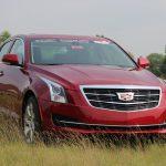 2015 Cadillac ATS at Prestwick Village Golf Club