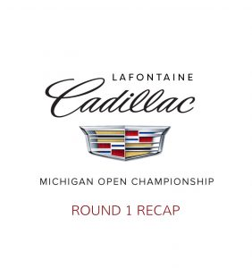 Michigan Open Championship 2015 Round 1 Recap