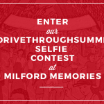 #DriveThroughSummer Selfie Contest