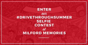 #DriveThroughSummer Selfie Contest