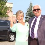 Barb Johnson win a 2015 GMC Terrain from LaFontaine