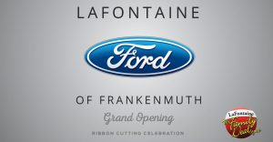 LaFontaine Ford of Frankenmuth Grand Opening