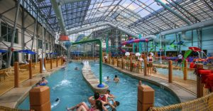 Zehnder's Splash Village in Frankenmuth, Michigan