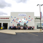 Grand Opening:  LaFontaine Chrysler Dodge Jeep Ram of Fenton