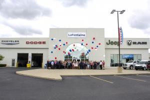 Lafontaine Fenton Balloon Release