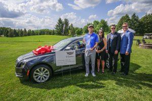 LaFontaine Cadillac at PGA Michigan Open