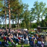 Mark Your Calendar! The LaFontaine Family Amphitheater Summer Concert Series Starts Soon