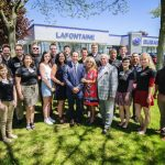 LaFontaine Summer Internship Program – A Success!