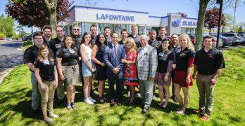 LaFontaine Summer Internship Program – A Success!