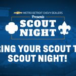 Your Metro Detroit Chevy Dealers Present Scout Night At Jimmy John's Field!