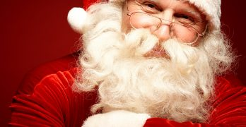 See Santa at LaFontaine!