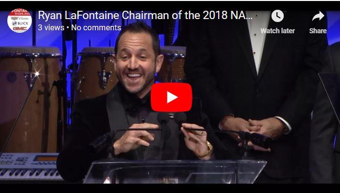 Ryan LaFontaine - Faith, Family and Friends