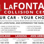 LaFontaine Collision Centers – 5 Locations