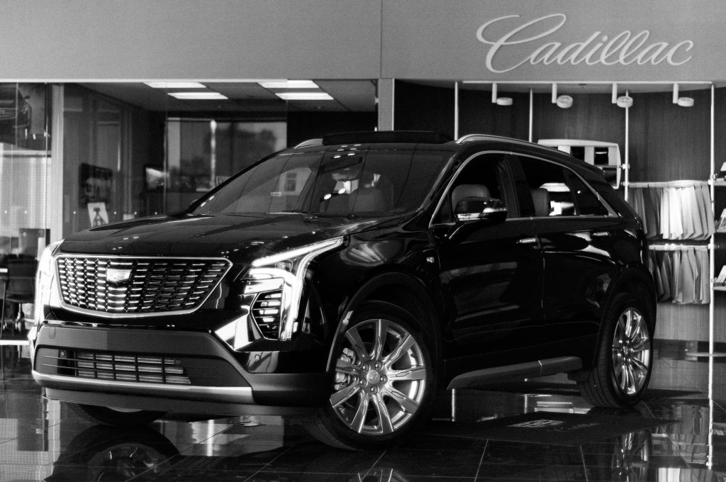 Sneak Peek at the all new 2018 Cadillac XT4 - The Family ...