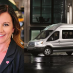 LaFontaine's Jenny Davis Will be Competing in Ford Motor Company's Transit Connect Walk-Around Competition