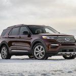 Ford Explorer: Best-Selling SUV Gets Big Redesign