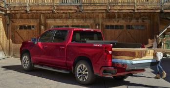 The All-New 2019 Chevy Silverado