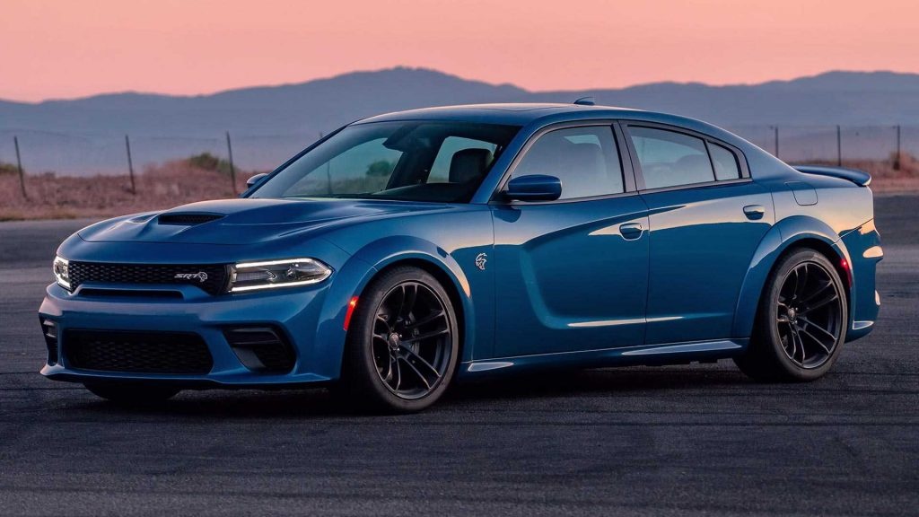 Widebody Dodge Srt Literally Expands High Performance 2020
